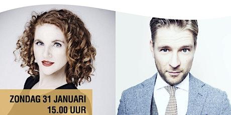 Vocaal feest met duo Karin Strobos en Martijn Cornet tickets