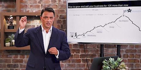 2021 Maximise Cashflow, Profit, Valuation Masterclass tickets