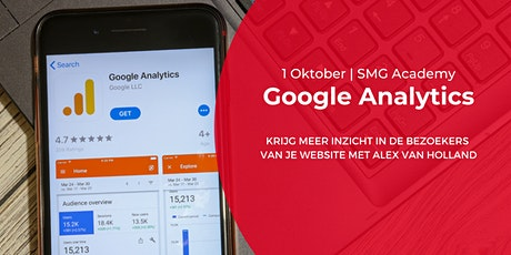 SMG Academy | Google Analytics | 25 maart 2021 tickets