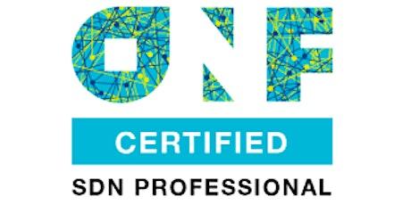 ONF-Certified SDN Engineer Certification (OCSE) 2DaysVirtualTraining-Sydney biglietti
