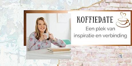 Koffiedate Online - Thema Dankbaarheid tickets