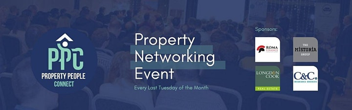 Property People Connect - Virtual Networking Event image