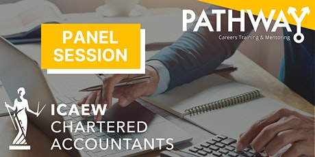 Interested in a Career in Accounting? Join Our Virtual Event with ICAEW tickets