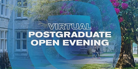 AECC Postgraduate Open Evening 24th March 2021 tickets