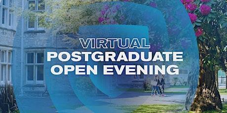 AECC Postgraduate Open Evening 24th March 2021 tickets