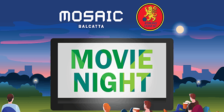 OUTDOOR MOVIE NIGHT by Mosaic Balcatta tickets