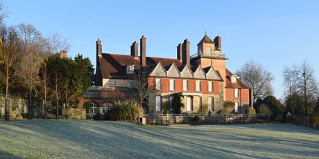 Timed entry to Standen House and Garden (18 Jan - 24 Jan) tickets