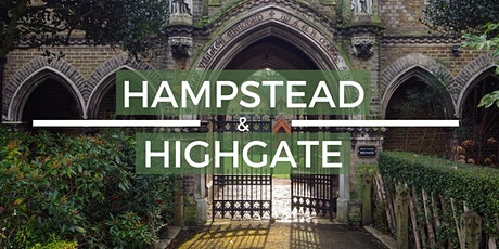 Hampstead & Highgate - Look Up London Virtual Tour tickets