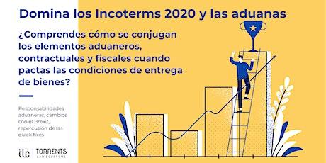 ADUANAS E INCOTERMS 2020: ¿Cómo visualiza la aduana los Incoterms y qué deb boletos