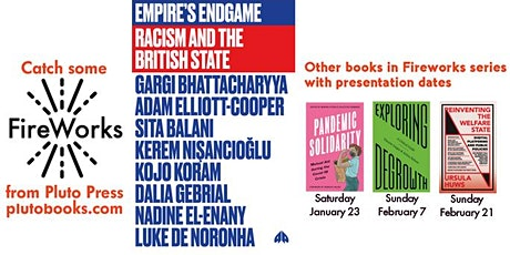Empire's Endgame: Racism and the British State tickets