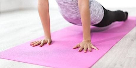 Cross-Yoga, Mobilität statt Mantra Tickets