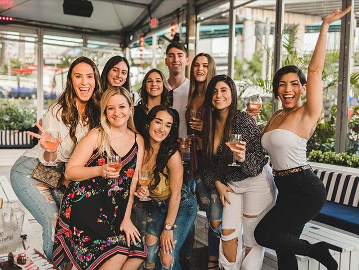 The Wharf Miami's Riverside Happy Hour image