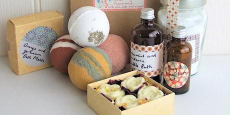 Handmade Bath Goodies Workshop tickets