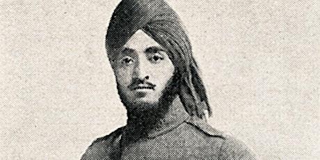 Hardit Singh Malik – the Flying Sikh with Stephen Barker tickets