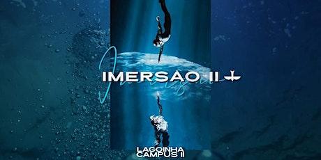 Imersão - Nível 2 tickets