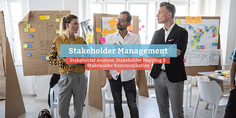 Stakeholder Management, München Tickets