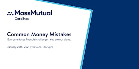 Common Money Mistakes tickets