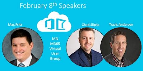 Minnesota Microsoft 365 User Group - February 2021 tickets