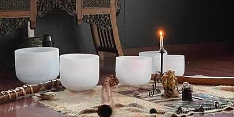 Yoga n Didgeridoo Sound Healing! New Moon, New Year, New Intention! tickets
