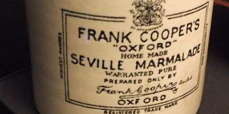 Beer, sausages and marmalade - Oxford food and drink in the 19th century tickets