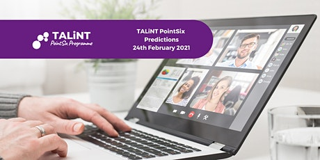 TALiNT Partners: PointSix Predictions 2021 tickets