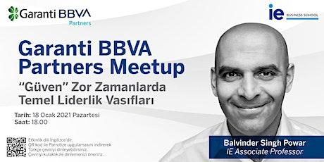 Garanti BBVA Partners Meetup tickets