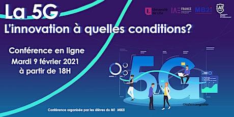 La 5G : l'innovation à quelles conditions ? billets