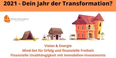 Immobilien UMSETZUNGS-Mentoring: Mit Immobilien Investments durchstarten Tickets