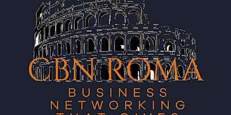 CBNROMAONLINE (Fai esplodere il tuo business) biglietti