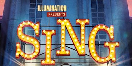 Sing - Drive In Movie - Sat 1/16 - 2pm tickets