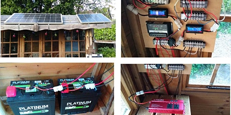 Introduction to Small Solar Power Systems - 20th March 2021 tickets