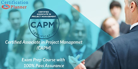 CAPM Certification Training in Florence tickets