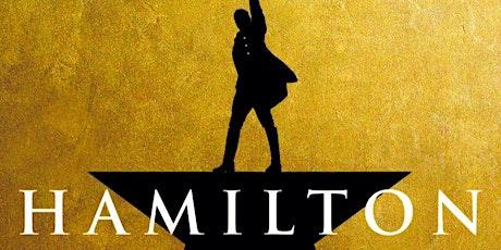 Hamilton - Drive In Movie - Sun 1/17 - 5pm tickets