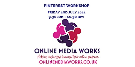 Pinterest Workshop tickets