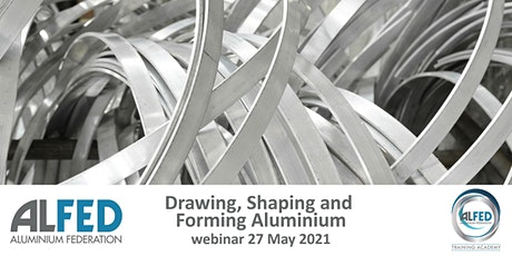 Drawing, Shaping and Forming of Aluminium - Module 8 tickets