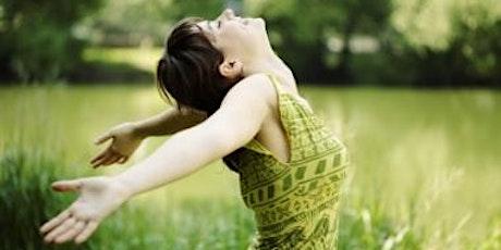 Respiração tântrica para mulheres e prática de yoga simples ingressos