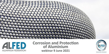 Corrosion and Protection of Aluminium - Module 9 tickets