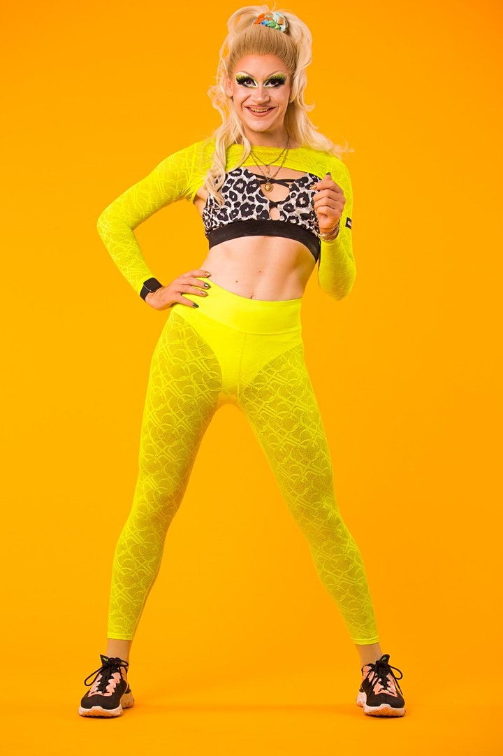 Drag Aerobics: Online and In person image