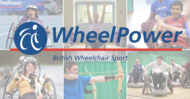 Engaging Wheelchair Participants in Sport - Tuesday 14 September 2021 image