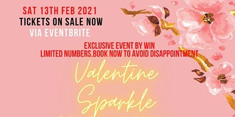 Valentine Sparkle tickets
