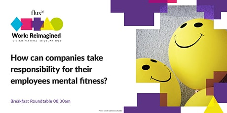 How can companies take responsibility for their employees' mental fitness? tickets