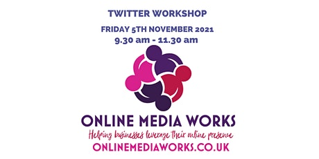 Twitter Workshop tickets