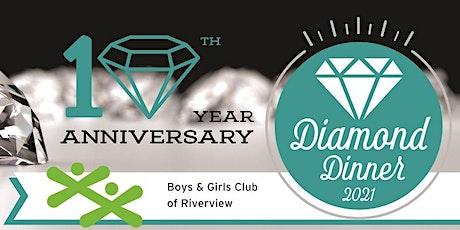 Diamond Dinner 10th Anniversary tickets