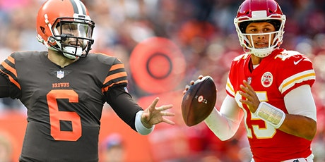 Chiefs vs Browns French Quarter New Orleans Watch Party tickets