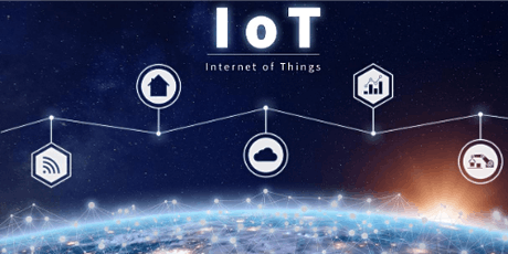 4 Weeks Only IoT (Internet of Things) Training Course Hamilton tickets