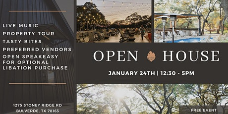Oakfire Ridge Open House tickets