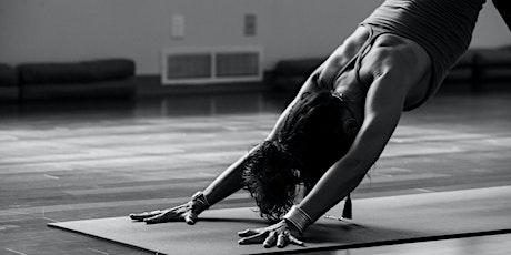SALON F ONLINE // Vinyasa Yoga with Olena Tickets