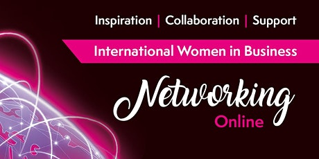 International Women In Business Networking tickets
