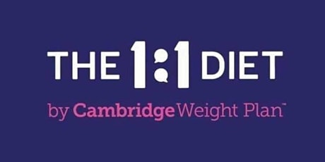 The 1:1 Diet by Cambridge Weight Plan Business Opp tickets