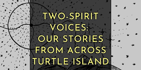 Two-Spirit Voices: Out Stories From Across Turtle Island tickets